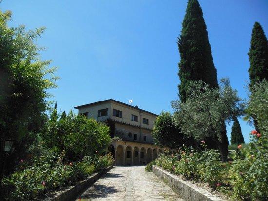 Villa Paradiso : maison