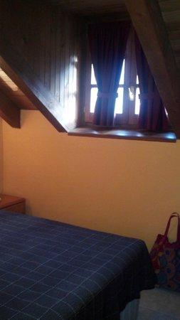 St Anton: Habitación