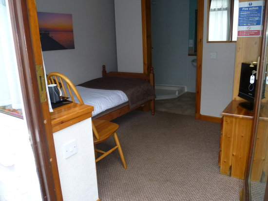 Foresters House Bed & Breakfast: Cottage room