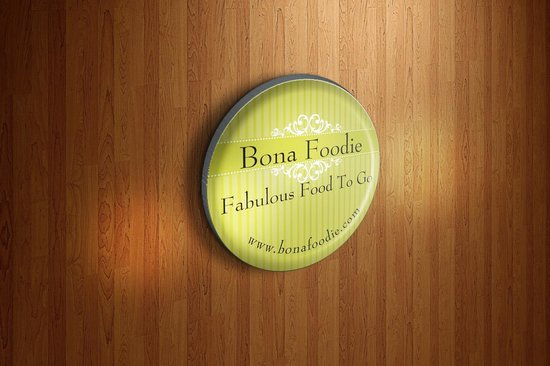 Bona Foodie Corp: Logo