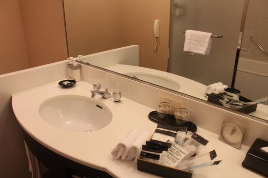 Hotel Granvia Kyoto: sink