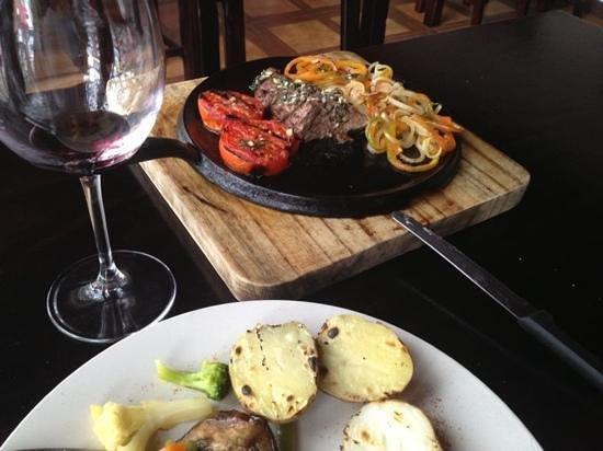 Parrillada El Churrasco: rodespierre de churrasco