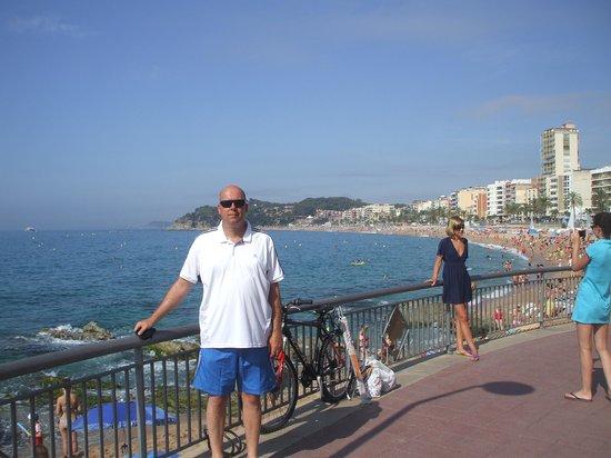 Hotel Acapulco Lloret de Mar: Me by Lloret De Mar beach