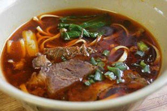 Taipei Railroad Restaurant: Beef Noodle Soup