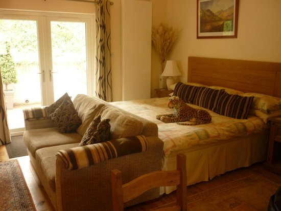 Great Glen Bed and Breakfast: chambre
