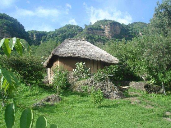 Copalli Malinalco: Cabaña Copalli