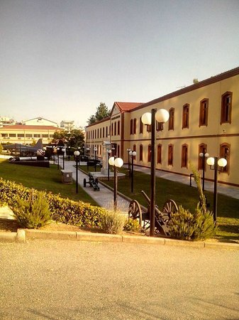War Museum of Thessaloniki: Πολεμικό Μουσείο Θεσσαλονίκης Thessaloniki War Museum