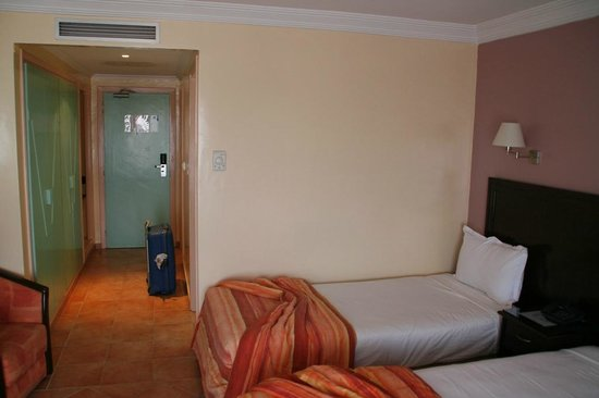 Hôtel Tildi & SPA : Zimmer