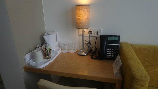 Icelandair Hotel Akureyri: Escritorio