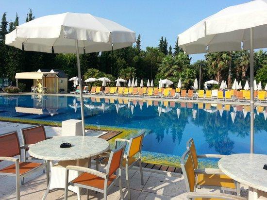 Parc Hotel Gritti : Pool