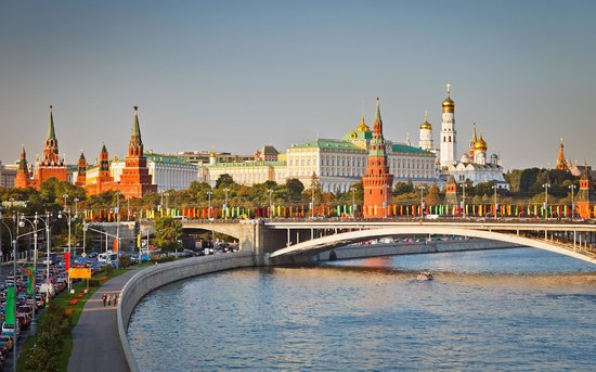 Passeio City Guide in Moscow - Day Tours