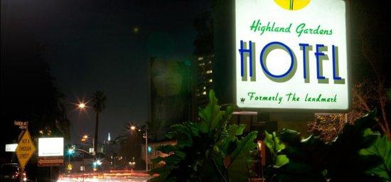 Highland Gardens Hotel 170 2 1 1 Prices Reviews Los Angeles Ca Tripadvisor