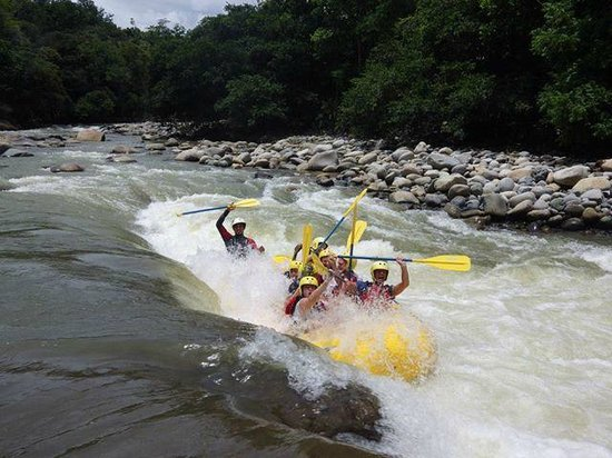 Dominical Surf Adventures : Great trip down Coto Brus river