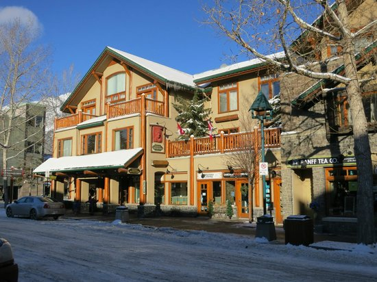 Brewster's Mountain Lodge: The Lodge