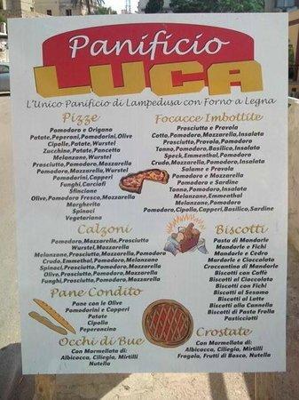 Panificio Luca