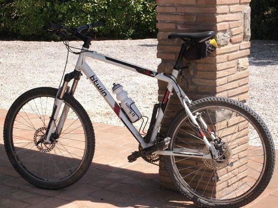 Agriturismo Poggio al vento : bici mon amour