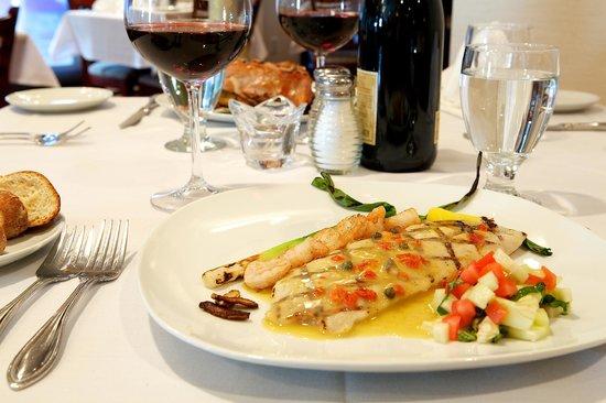 Italian Restaurant Newton Center