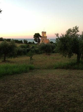 La Rusticola Agriturismo: tramonto