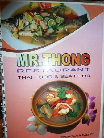 Mr Thong
