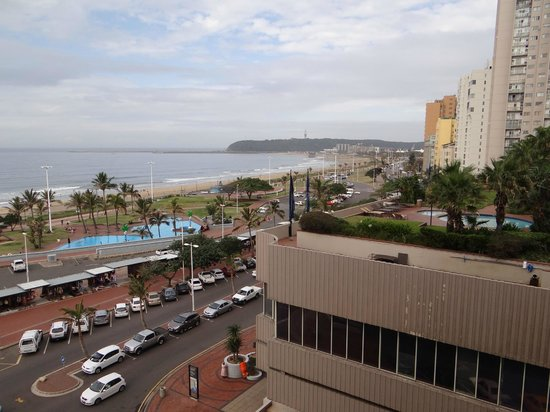 Gooderson Tropicana Hotel: Vista do apto