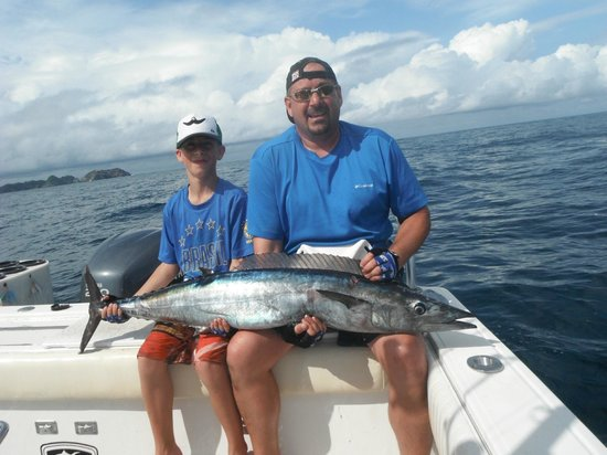 Panama Sport Fishing Lodge: Quality Wahoo