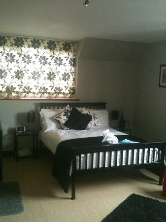 Ardudwy B&B: Family room bedroom with ensuite