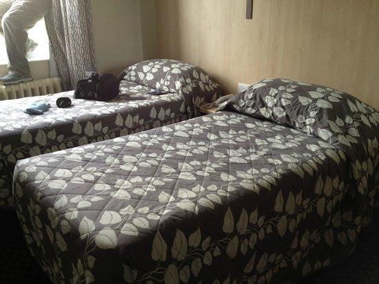 Tavistock Hotel: Twin room