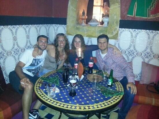 Restaurant Ramsess : wir hatten viel spass