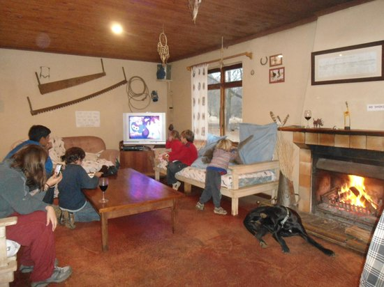 Khotso Lodge & Horse Trails : Sala