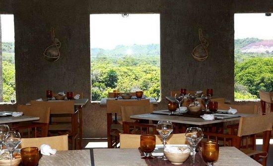 Kenoa - Exclusive Beach Spa & Resort: Restaurante sofisticado
