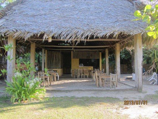 Hotel Salvador Gaviota: Restaurant
