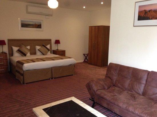 Pinehurst Lodge Hotel: Suite