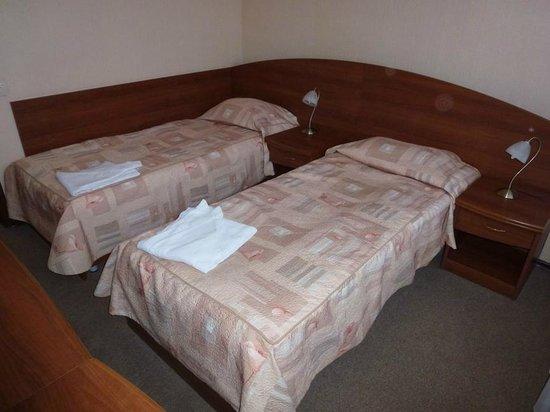 EuroCiti: cheapest(standard) room
