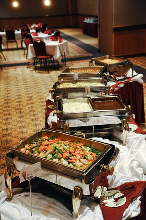 Emily's: Buffets and catering at Quinault Beach Resort and Casino