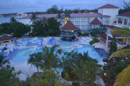 Breezes Resort & Spa Bahamas: View from our room
