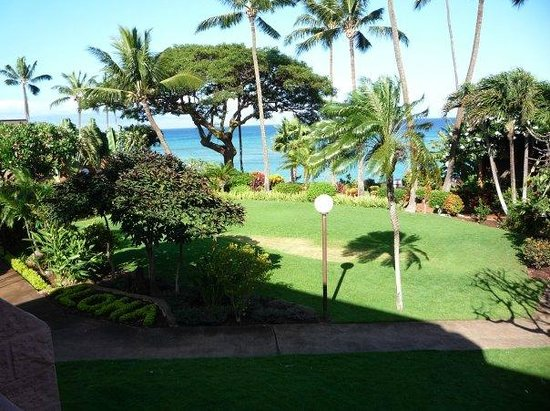The Kuleana Resort: Lovely grounds