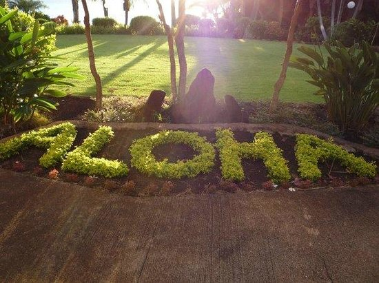 The Kuleana Resort: Aloha!