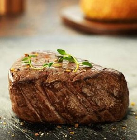 J. Gilbert's Wood-Fired Steaks and Seafood: Center-Cut Filet Mignon