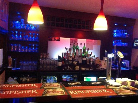 Chutney: Bar area