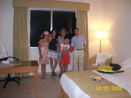 Wyndham Garden Playa Del Carmen: Cuarto del hotel