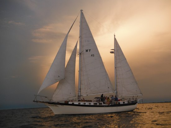 Catherine's Florida Charters: Sailing beautiful waters of Tampa Bay Florida!