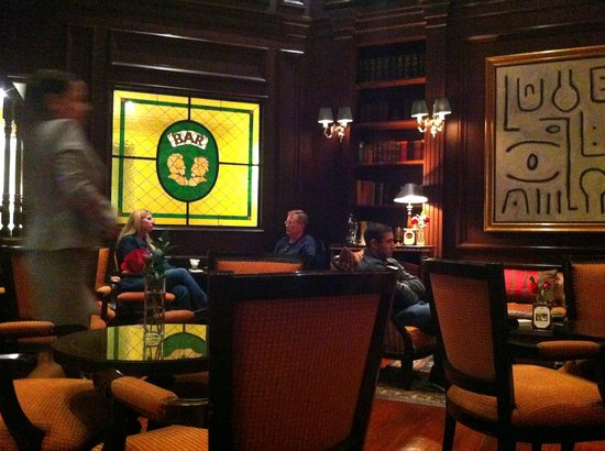 Belmond Miraflores Park: Hotel bar