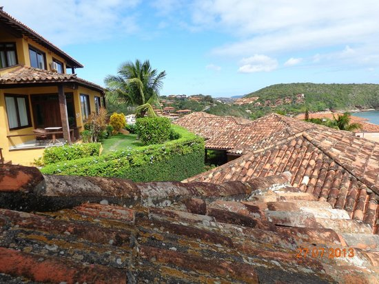 Colonna Galapagos Garden: frente do hotel