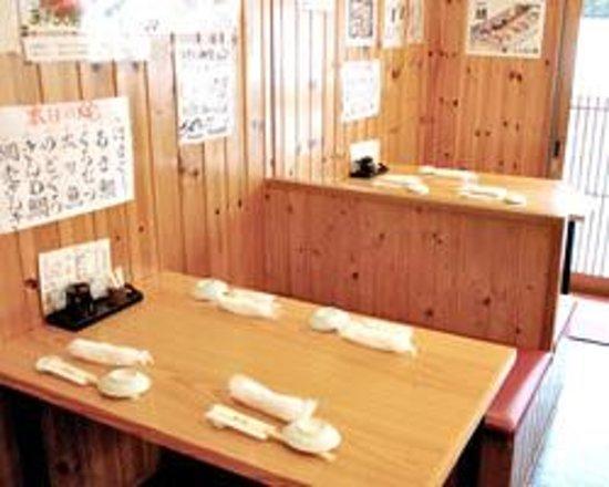 Tsukiji Kagura Sushi: 内観