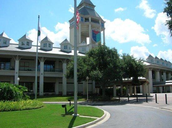 Grande Villas at World Golf Village: main bldgs at World Golf Village
