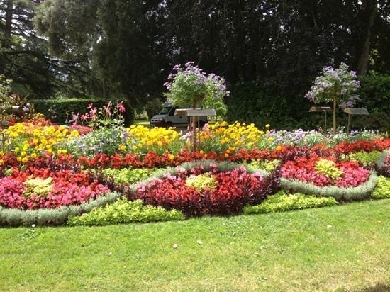 Jardin des plantes de Coutances: Coutances