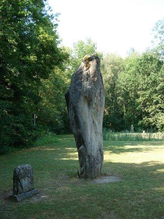 Menhirs of Yverdon : Самый высокий камень
