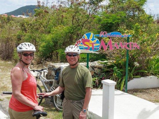 Tri-Sport Eco Tours: At the border