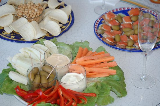 Hotel La Bougainville: Special treat for returning guests!
