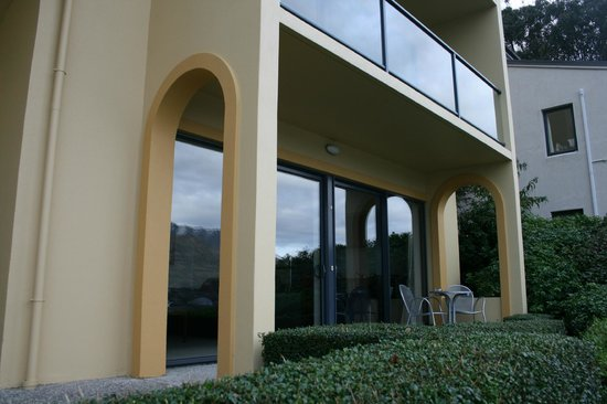 Villa Del Lago : Outside view of our apartment